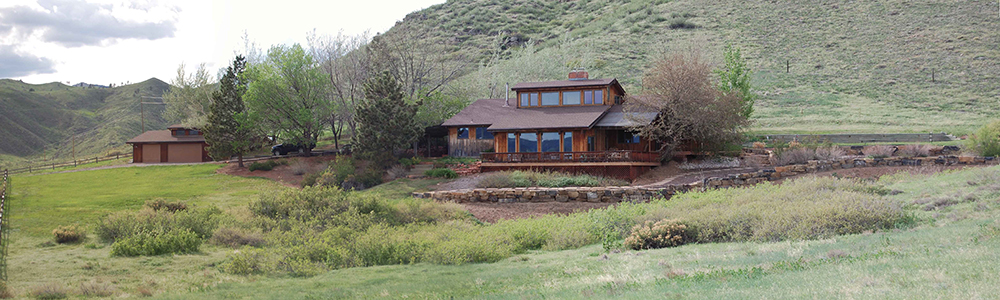 Gerretson Realty Finds Couple Majestic Mountain 'Dream Home'